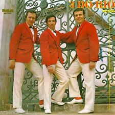 3 DO RIO - TRES DO RIO - LP - BOSSA NOVA TRIO - LATIN JAZZ SAMBA -  RARE -  1968