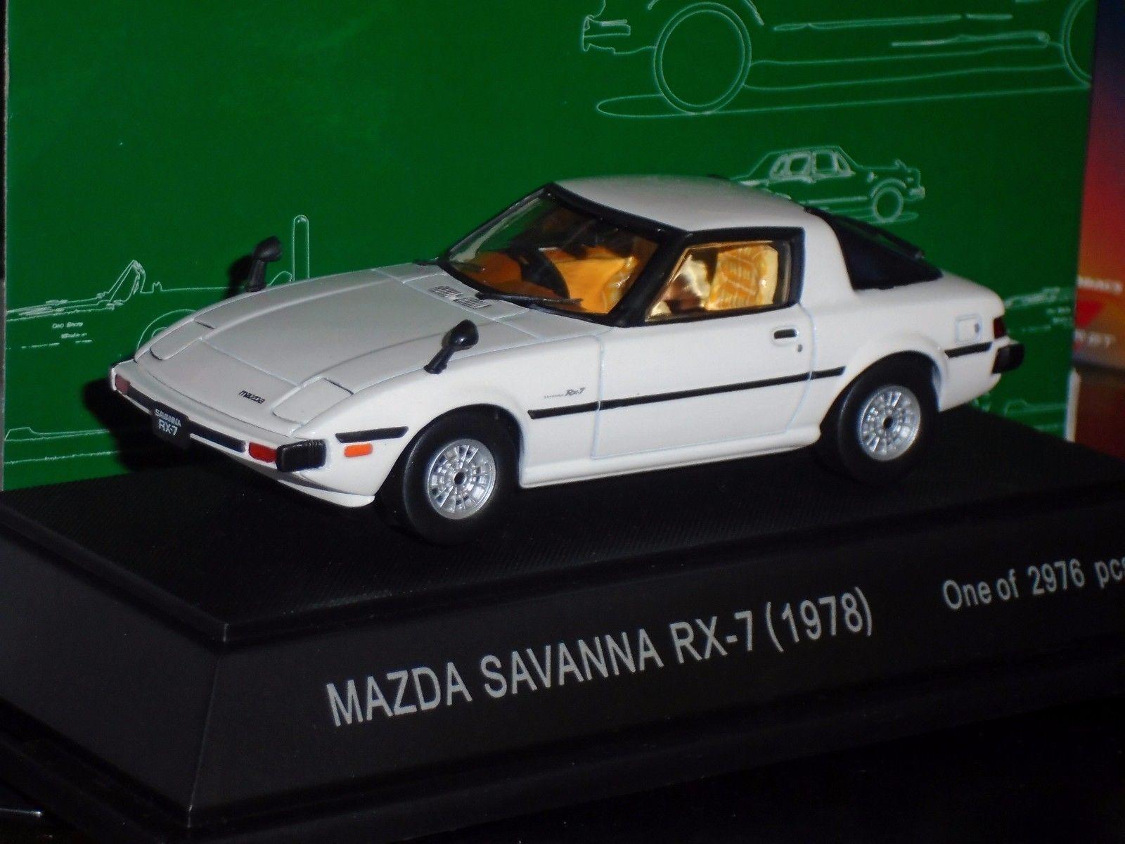 MAZDA SAVANNA RX7 1978 WHITE EBBRO 43150 1 43 43 43 102e9d