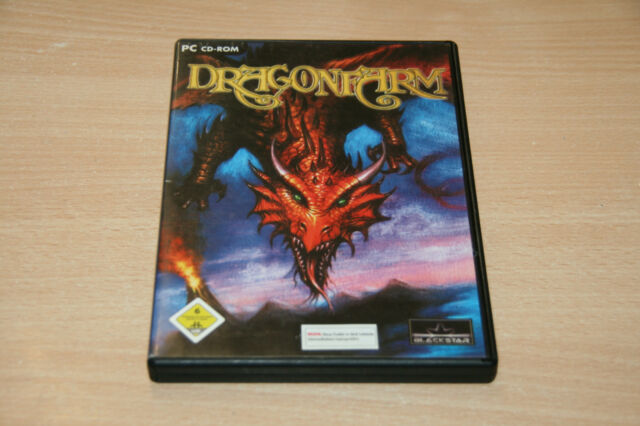 Dragonfarm (PC, 2002, Eurobox) Wie Neu USK 6