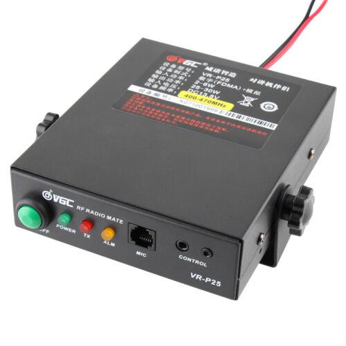 UHF RF Ham Radio Power Amp FDMA f// Walkie-talkie Interphone D-STAR C4FM dPMR P25