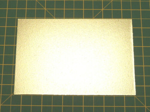 RUSSELL HOBBS MICROWAVE WAVEGUIDE COVER MICA SHEET 100mm X 150mm CUT TO SIZE