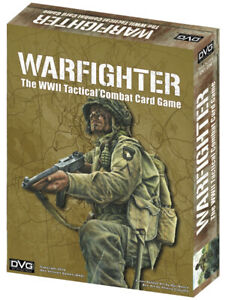 DV1036 Dan Verssen Games - Warfighter World War II Core Game