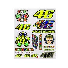 VR46 Valentino Rossi MotoGP Sticker 46 For Bike Motorcycle/Motorbike VRUST268103