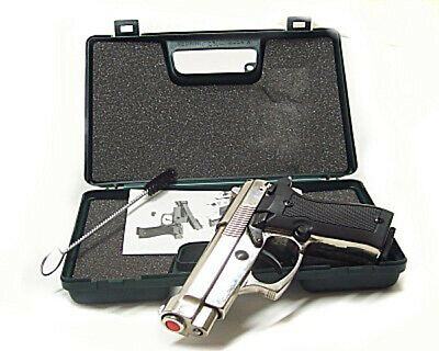 Pistola Kimar a salve Beretta 85 inox calibro 8 mm Top Firing scacciacani | eBay