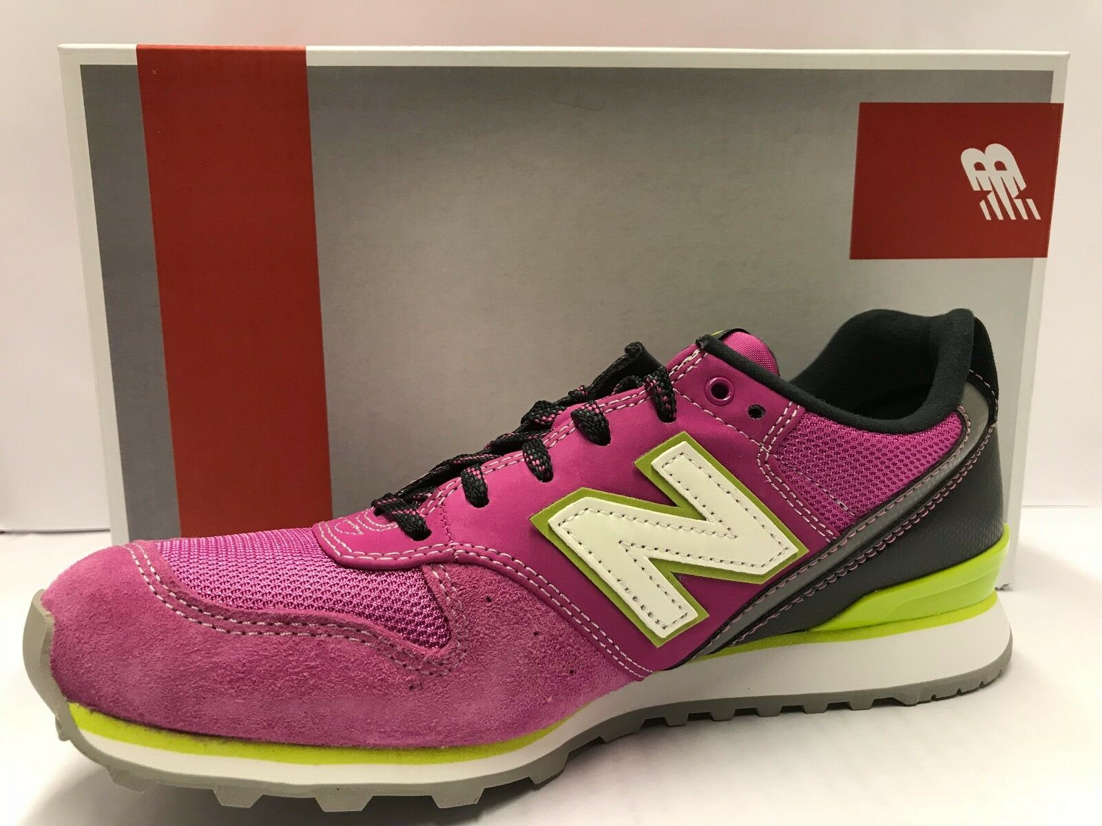 New Balance WR 996 Womens Trainers Pink UK UK UK 5 Eur 37.5 New ce36dd