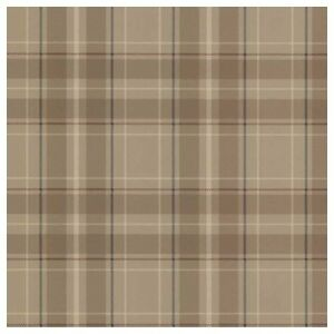 Image Is Loading OXFORD TAN Amp BROWN TARTAN CHECKED FEATURE DESIGN