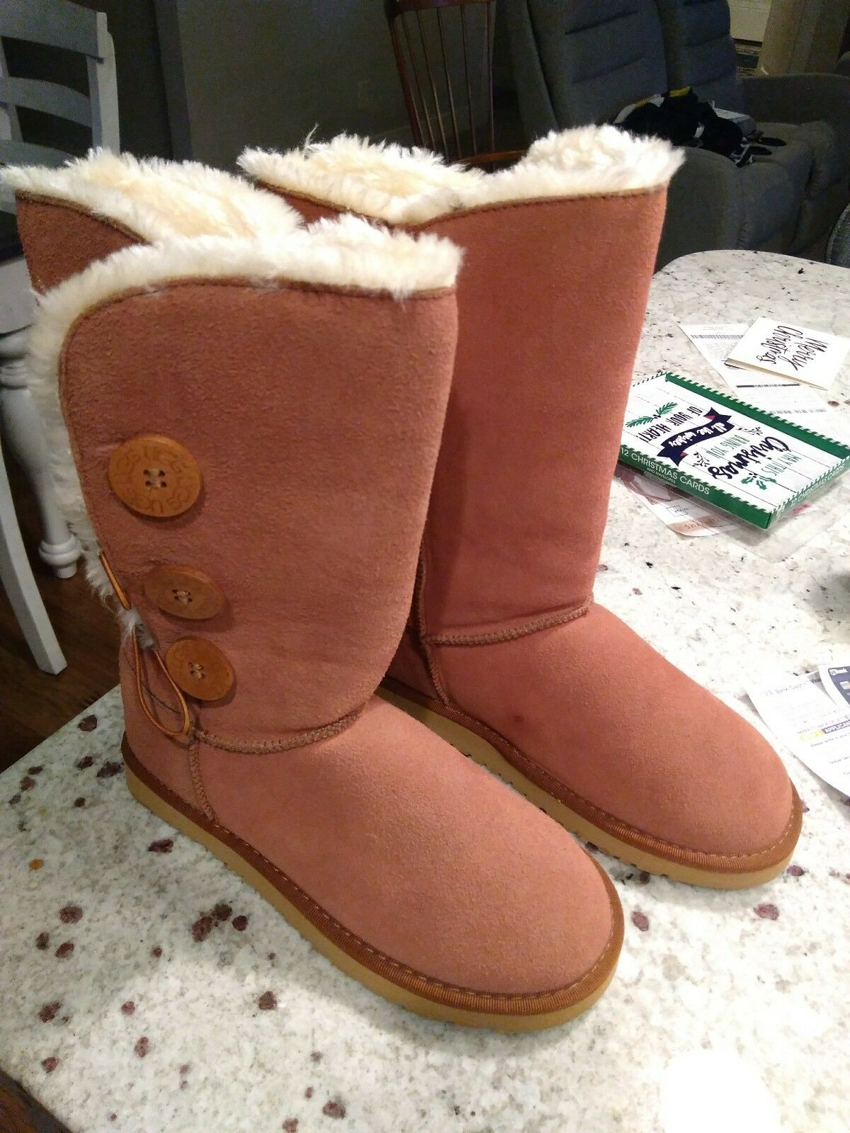 Bailey Button II femmes bottes Taille 9 (TAN)
