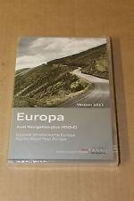 Audi RNS-E DVD 2011 data packj (2 discs) 8P0060883AT New genuine Audi part