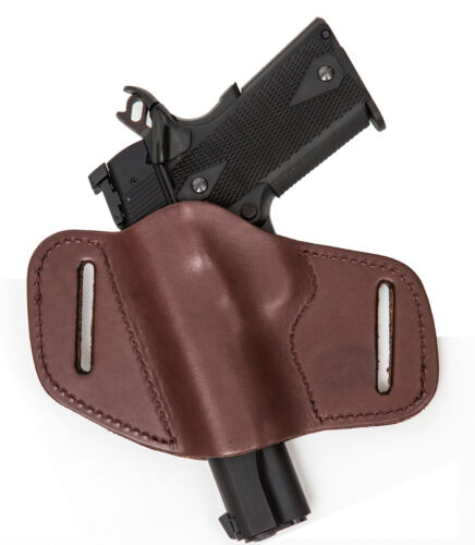 Pro Carry 7 Leather Gun Holster LH RH For SIG P290 //w Factory Laser