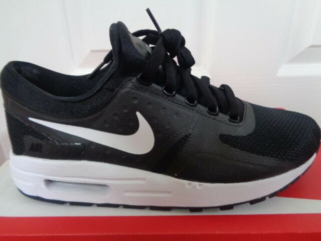 best service 18d5b 01001 Nike Air max Zero essential (GS) trainers 881224 002 uk 6 eu 39 us