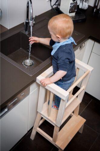 Sauer país Tower ® lernturm entdeckerturm learningtower Montessori ayudante de cocina