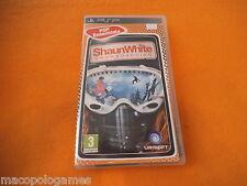 Shaun White Snowboarding Sony PSP