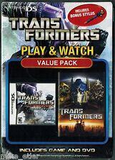 Transformers: War for Cybertron - Decepticons (Nintendo DS, 2010)