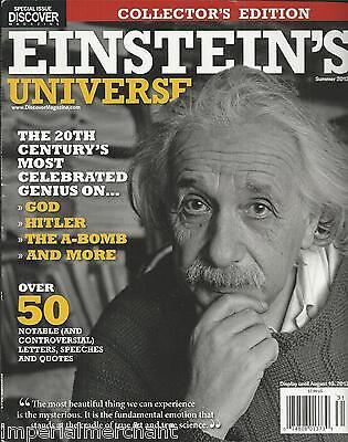 Albert Einstein magazine Universe Physics Big bang Rare photos Celebrity Family
