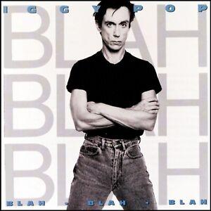 IGGY-POP-BLAH-BLAH-BLAH-CD-REAL-WILD-CHILD-80-039-s-PUNK-NEW