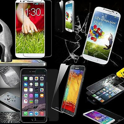 Tempered Glass Screen Protector Film For Samsung S3/4/5/6&Note&A7/A5/3&J1/J2/3/5