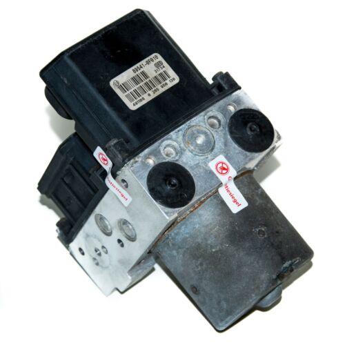 ABS Steuergerät Hydraulikblock 445400F010 0265225284 895410F010 2 JAHRE GARANTIE