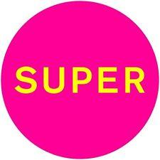 PET SHOP BOYS 'SUPER' CD (2016)