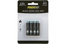 PowerEx IMEDION AAA 950mAh NiMH Rechargeable Batteries - 4Pk
