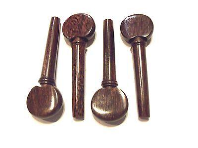 Old Violin Shop  Strad Tamarind  Pegs  very classy violin parts