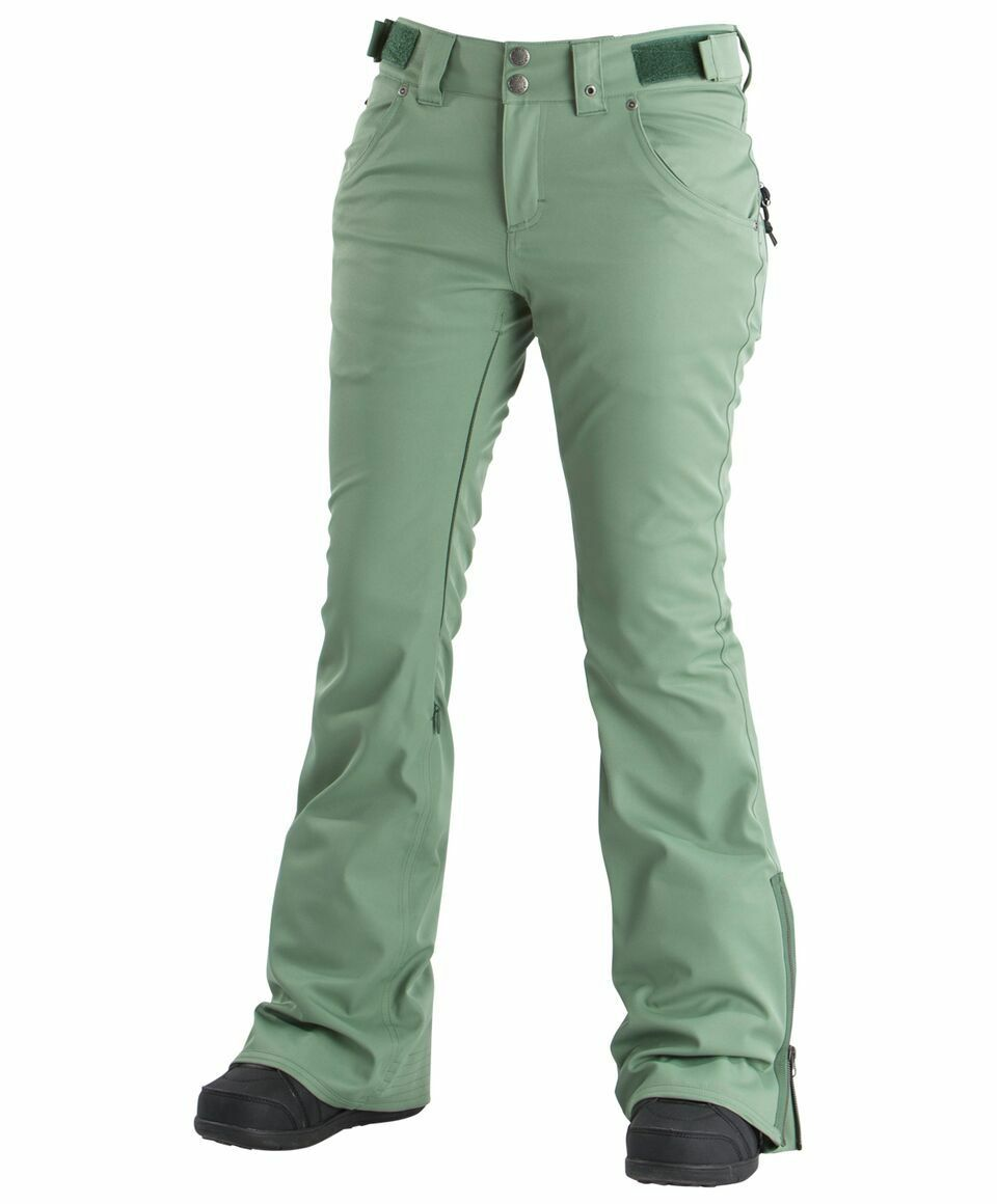 2019 NWT Airblaster Womens My Bredhers Pant Pants 15K M Medium Snowboard pr64
