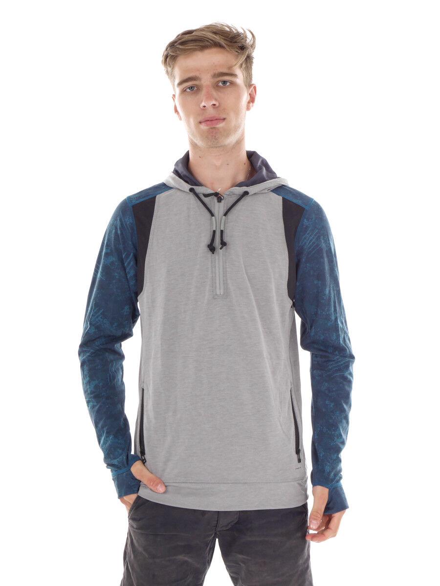 O'Neill Fleecepul r function Top Force Grey  Breathable Warm  high quality