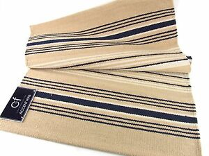 Washable Cotton Throw Rugs.Details About C F Enterprises French Blue Stripe Accent Runner 2x6 Washable Cotton Throw Rug