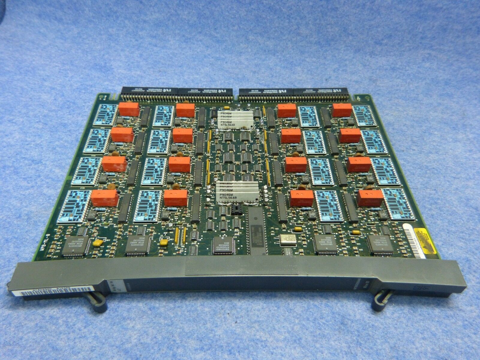 Nortel Anlg M W LC NT8D09AB Waiting Line Card Rlse 01