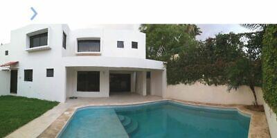 Renta de casa en privada San Ramón Norte de Mérida, Yucatán