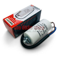 UNIVERSAL START RUN CAPACITORS mfd 1.5uf TO 80uf WITH 20cm OF CABLE CONNECTORS