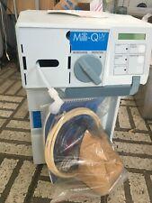 Millipore Zd60115uv Milli Q Uv Plus Ultra Pure Water System