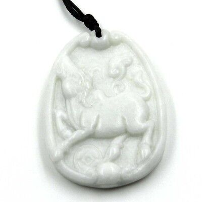 Green Jade Lucky Chinese Zodiac Dog Yuanbao Coins Money Amulet Pendant