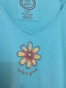 72717e75b038 Details about LIFE IS GOOD Women's