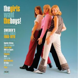 THE-GIRLS-WANT-THE-BOYS-180g-white-vinyl-LP-Agnetha-Anni-Frid-ABBA-Plommons