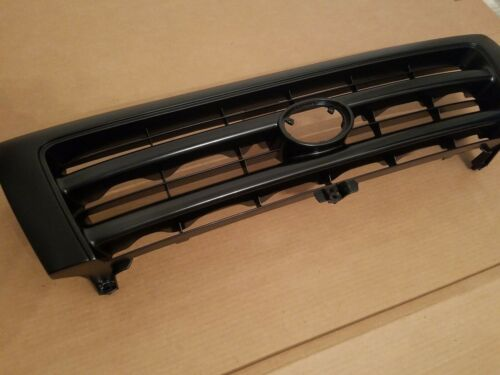 fits 1998-2000 TACOMA 2WD 4WD w// PRERUNNER Front Bumper Black Grille NEW