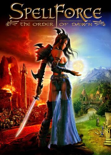 1 von 1 - SpellForce: The Order Of Dawn (PC, 2005, DVD-Box)