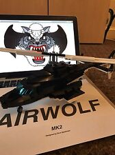 custom built lego airwolf Mk2