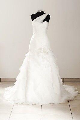 APART by Sibilla Pavenstedt Tüll Hochzeitskleid Brautkleid Abendkleid NEU creme