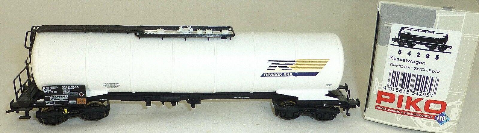 SNCF Tiphook Vagone Cisterna Epv Piko 54295 H0 1:87 Conf. Orig. Å