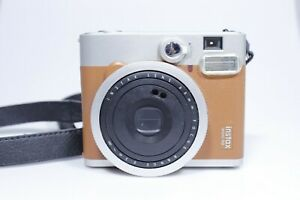 Details about FUJIFILM INSTAX MINI 90 FAULTY FILM CAMERA INSTANT CAMERA /W  BACK COVER (FAULTY)