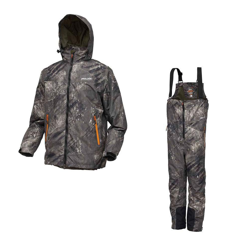 Prologic RealTree Fishing Jacket and Bib & Brace Combo NEW Fishing Waterproof