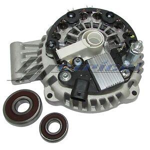 Image Is Loading Alternator Repair Kit Rectifier Bearing For Chevrolet Trailblazer