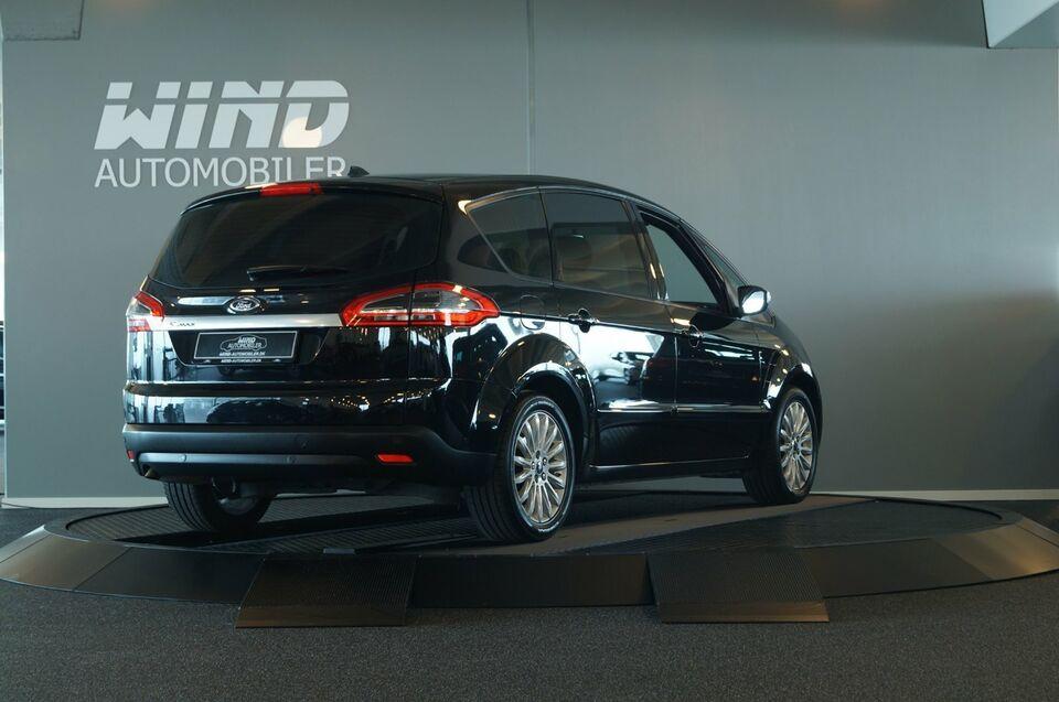 Ford S-MAX 2,0 TDCi 163 Collection aut. 7prs Diesel aut.