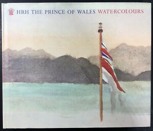 HRH-The-Prince-Charles-of-Wales-Watercolours-HC-Book-FIRST-EDITION-SEALED