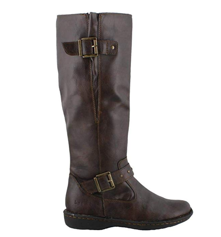 ordinare on-line NEW BORN B.O.C. AUSTIN TALL RIDING stivali ZIP SIDE SIDE SIDE donna 8.5 Z36808  negozio outlet