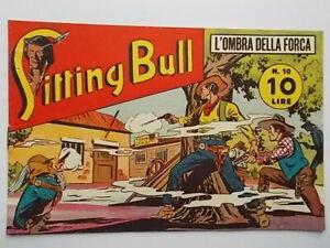 l'ombra della forca albo saturniasitting bull101949fumetti western Marijac