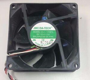 JMC//DA-TECH 0825-12HBTL DC 12V 0.35A Brushless fan