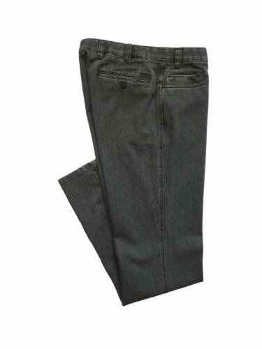 Milano 2 Brühl-Messieurs Flatfront Pantalon dans différentes couleurs 0399003142100