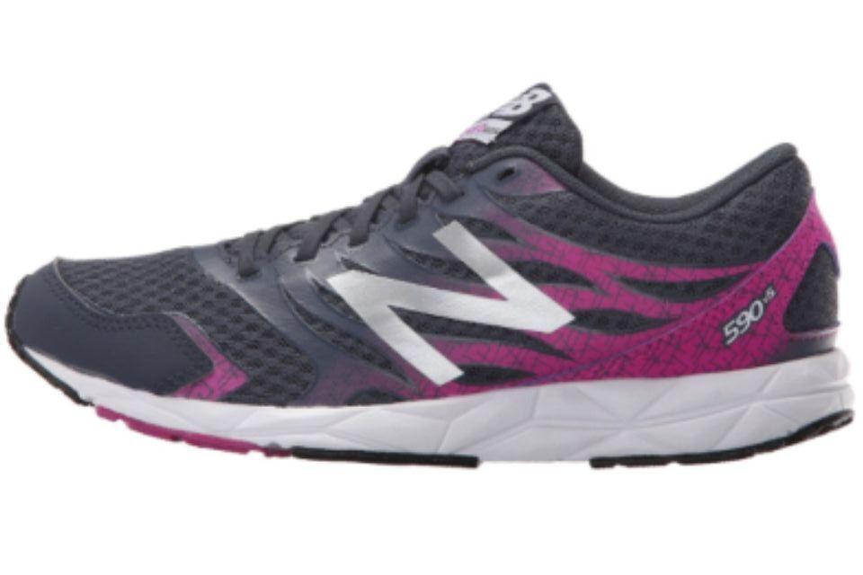 NEW BALANCE 590v5 590 Running Damenschuhe 6 6 6 B Medium Width W590LG5 NEW e2fa2b