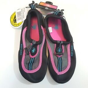 bc25bed4 New Body Glove Youth Girls RipTide III Aquasocks Water Shoes Size 13 ...